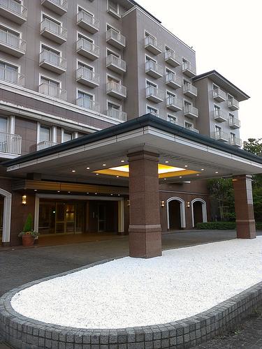 【千葉旅行】木更津のかずさアカデミアパークホテルオークラに泊まってきた