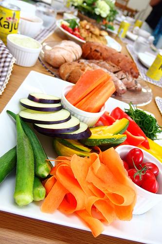 おいしっくすの夏野菜美味しい@おいしっくすの女子会に参加してきた