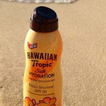 ハワイの日焼け止め HAWAIIAN Tropic silk HYDRATION BROAD SPECTRUM SPF30