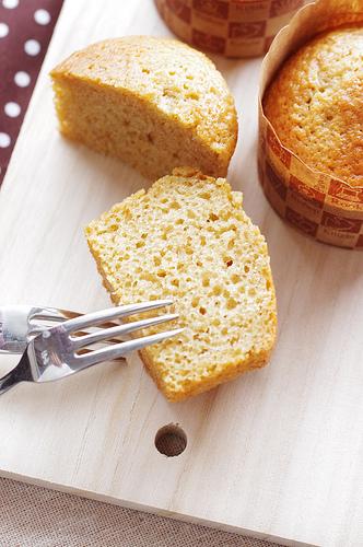 【iherb(アイハーブ)】Dr. Oetker, Organics, Muffin Mix, Apple Cinnamon, 14.1 oz (400 g)でマフィンを作ってみた