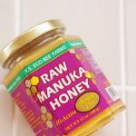 iherb(アイハーブ)マヌカハニーで一番おいしい Y.S. Eco Bee Farms, Raw Manuka Honey, Active 15+ が再入荷してる!