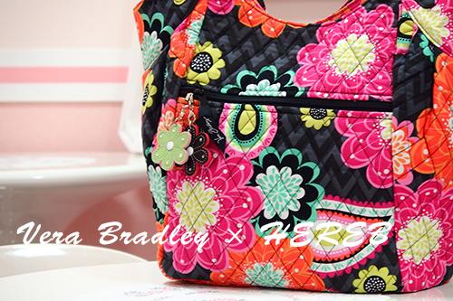Crescent Handbag Verabradley