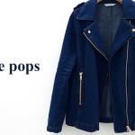 大きいサイズのレディース用服 blue pops 韓国