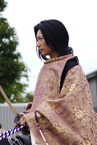 謙信公祭2015 GACKT