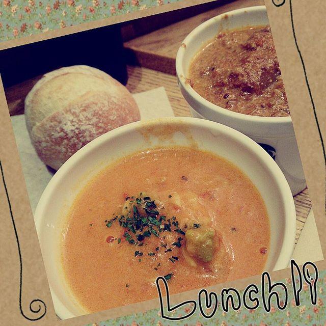 soupstockにて! #japanesefood