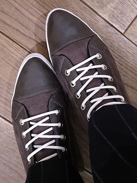 幅狭 ブーツ