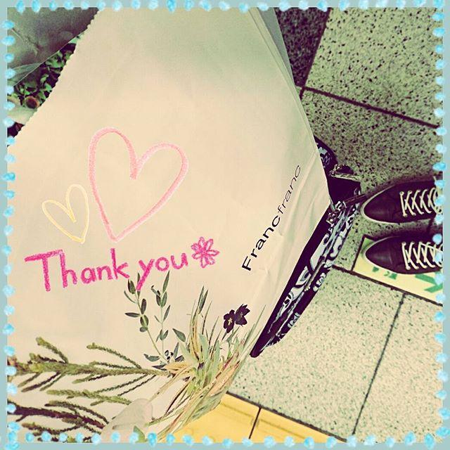 ブロガーのみなさまに誕生日プレゼントをいただいてしまいました! ありがとうございます!!! うれしいですー!! #誕生日プレゼント
