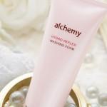 カレのお気に入り、アルケミーの洗顔料継続使用中♪ 乾燥肌にイイ!