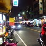 高雄旅行記① 台湾高雄で食べた超美味しい吉林夜市の台湾おでん+ラーメン