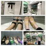 有楽町のマルイで、ダニジェマの期間限定shopがOPENしていて、お友達のみっきーさんとお揃いのサンダルを買いました! 私はベージュ。インソールがコルクになってるから、汗をかきやすい足でもむれなそう!ダニジェマの期間限定shopは6月1日までだそうですー! 写真もOKだったよ!#ダニジェマ #danijemmalove #今日のお買い物 #新しいサンダル #danigemma