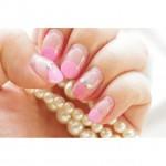【ネイルデザインコレクション】ピンクの丸フレンチ。あまり丸フレンチってやらないんだけど、女子度アップしてかわいいのでお気に入り!#ネイル #ネイルデザイン #ネイル大好き #ジェルネイル #ジェルネイルデザイン #丸フレンチ #丸フレンチネイル #ピンクネイル