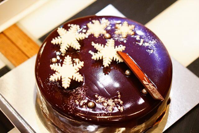 横浜ベイシェラトンホテル クリスタルスノー クリスマスケーキ2016