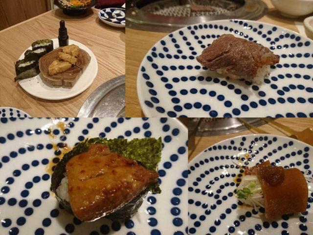フォワグラ寿司