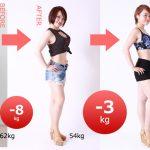 絶対にリバウンドしないダイエットとは? 半年で13kg痩せた私が教えます!