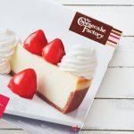 コストコTHE CHEESECAKE FACTORYチーズケーキファクトリーのチーズケーキ超美味しい!