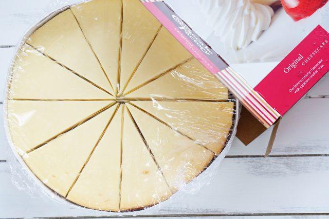 コストコチーズケーキ